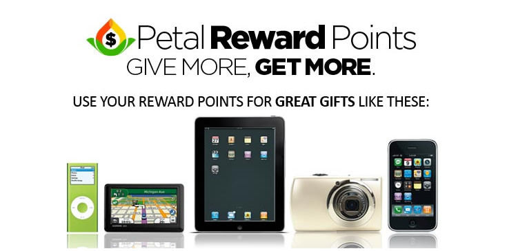 Petal Rewards - 